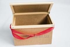 Ящик для переноса 8-ми рамок с 1-й регулируемой