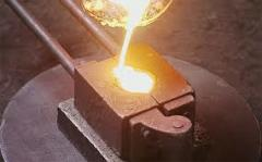 Cast iron for production of castings