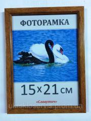Фоторамки 15х21