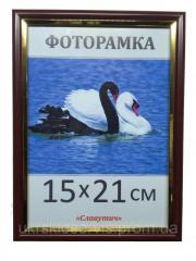 Фоторамка пластиковая А2, 1512-124-9