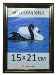 Фоторамка пластиковая А2, 1512-160-9