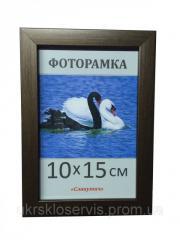 Фоторамка пластиковая 10х15, 1611-16