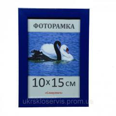 Фоторамка пластиковая 10х15, 1611-67