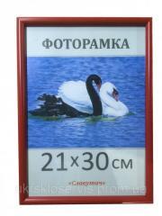 Фоторамка пластиковая А2, 1417-58-9