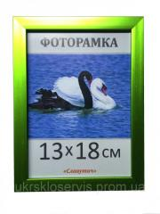 Фоторамка пластиковая 13*18, 1611-36