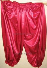 Ukrainian wide trousers