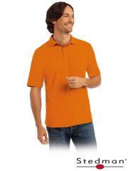 Tennis shirt of Stedman St3000, Ora, S