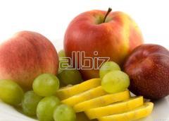 Мякоть фруктов замороженная, яблоки, груши,