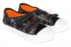 Gym shoes for the boy of Trampek Druk-Nadpisi