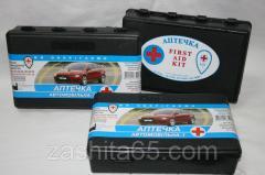 Аптечка автомобильная (набор mini)