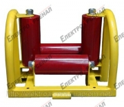 Roller for cable laying - linearly - angular RLU-2