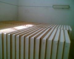 Виробництво SIP (СИПНУВ) панелей 1250х2500х120