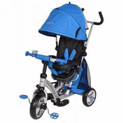 Трёхколёсный велосипед Baby Mix, blue