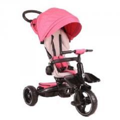 Трёхколёсный велосипед Baby club, розовый
