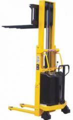 Штабелер полуэлектрический аккумуляторный  SPN15/30