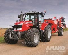 Трактор MASSEY FERGUSON 7726