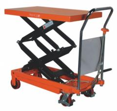 Lifting tables