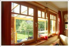 Windows with wooden frames the glazed Lviv, sale