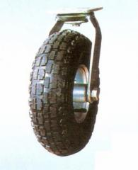 Rollers for hydraulic cars