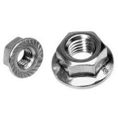 Nut 1/2-13 flange 803-193C, GP
