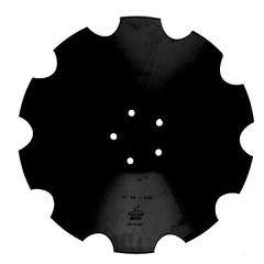 Диск бороны ромашка Horsch Joker Ø510 мм, 5отв z=10 Борированный