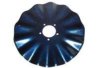 Диск бороны волнистый 560 мм, 13 волн Bellota