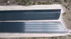 Брызговик капота передний левый дв. Deutz, Д-260.4 ММЗ ХТЗ-17221