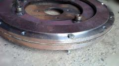 Круг поворотный Р6-КШП-6 в сборе точёный