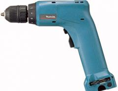 "Drills, cordless screwdrivers ""Makita"