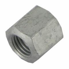 Гайка с шайбой шестигранная стремянки Рубин высокая 3030954+30510101 M16 DIN 6330-10 Form Lemken