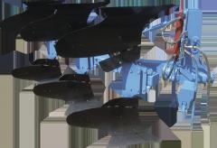 Винт к плугу оборотному навесному ПОН-3