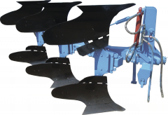Башмак корпуса к плугу оборотному навесному ПОН-3