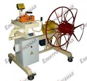 The machine for rewind of the PRIMA-M-400/900