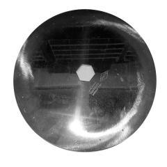 Диск аппарата высевающий подсолнух Ø2.5, 18 отв. Kuhn Maxima