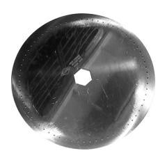 Диск аппарата высевающий сорго Ø2.5, 70 отв. Kuhn Maxima