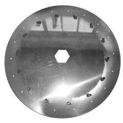 Диск аппарата высевающий подсолнух Ø3, 18 отв. KuhnMaxima