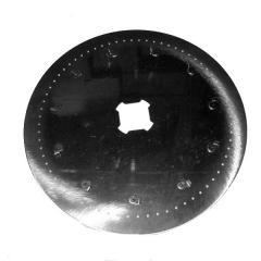 Диск аппарата высевающий сорго Ø2.1, 70 отв. Kuhn Planter
