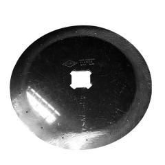 Диск аппарата высевающий подсолнух Ø2.5, 18 отв. Kuhn Planter