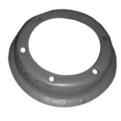 Диск колеса опорно-приводного половинка СУПН-6 8, СОН-4,2 шина 5.00х10