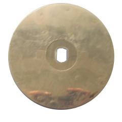 Диск аппарата высевающего СУПН-8 без отверстий