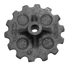 Звездочка привода мех-ма передач Z=14, Т=31,75 СУПН