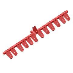 Вал механизма навески сошников левый, квадратный СЗ-5,4