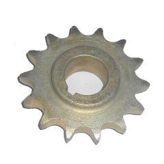 Звездочка консоли колеса приводного ведомая z=14, t=15.875 под шпонку Тодак