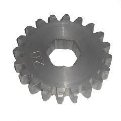 Шестерня консоли колеса приводного Z=20 Тодак