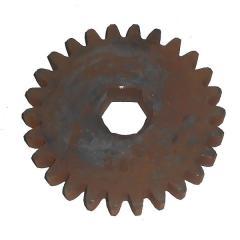 Шестерня консоли колеса приводного Z=26 Тодак