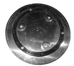 Диск аппарата высевающий рапс Ø0,9, 90 отв. Тодак