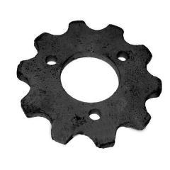 Звездочка колеса опорно-приводного z=10, t=31.75 голая СУПН-8