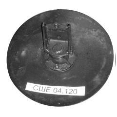 Диск маркера СЗ-5,4; СУПН-8А, УПС, Веста, Вега в сборе