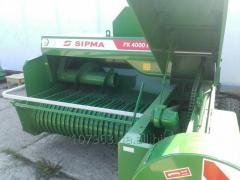 SIPMA PK4000 press sorter