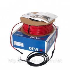 Двужильный нагреватель кабель DEVIflex™ 18T (1225 Вт, 74м) 140F1314 140F1246